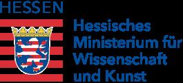 Logo des Hessischen Ministeriums für Wissenschaft und Kunst