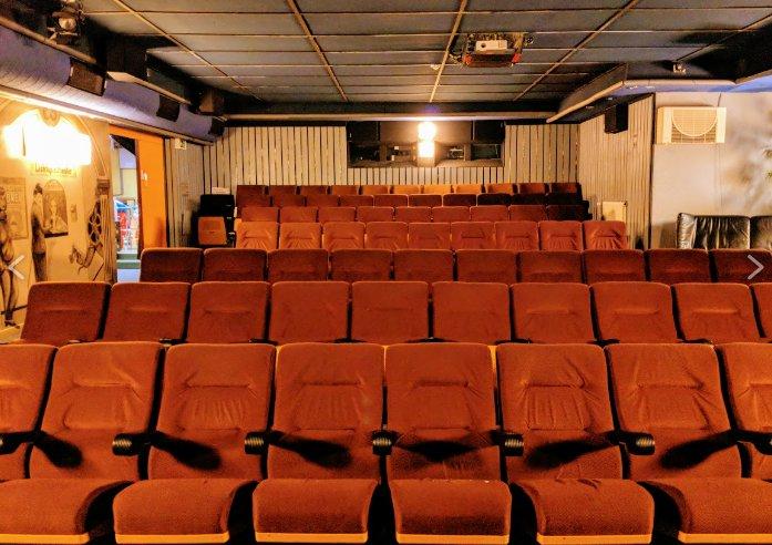 Kinos Film Und Kinobüro Hessen